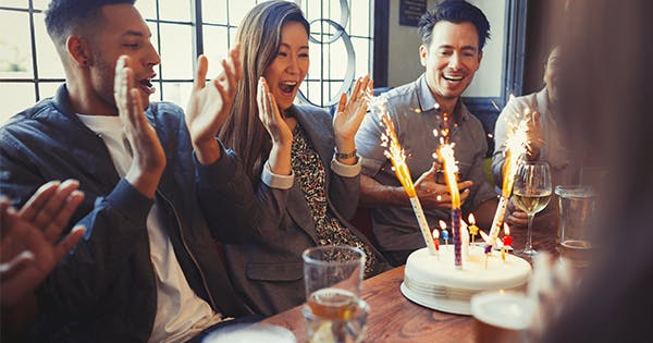 40th Birthday Party Ideas That Ll Make It The Best One Ever Purewow