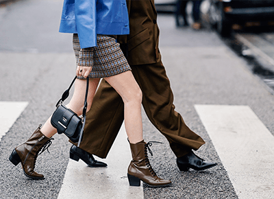 5 Ways to Build Your Outfit Around a Pair of Boots