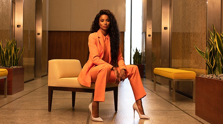 Ciara's First Pair of Heels Were From Nine West…and Now She's Working with the Brand