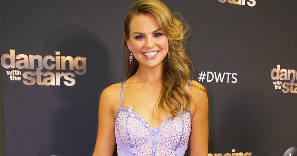 Hannah Brown Pulled a Total Taylor Swift on 'Dancing with the Stars'