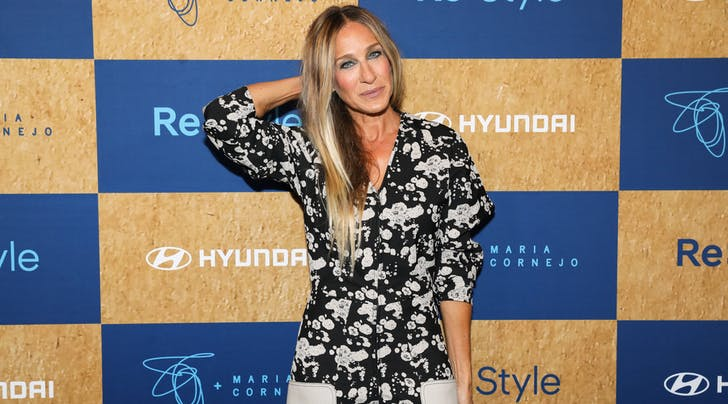 Sarah Jessica Parker Asks Herself This One Question Before Buying Clothes