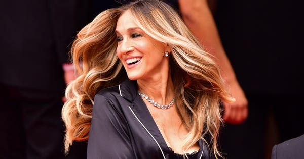 Sarah Jessica Parker's New Lingeries Collection is 'So Sex(y) in the City'