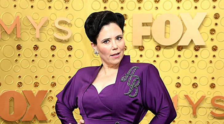 Alex Borstein Receives the Emmy Award for Outstanding Supporting Actress in a Comedy Series