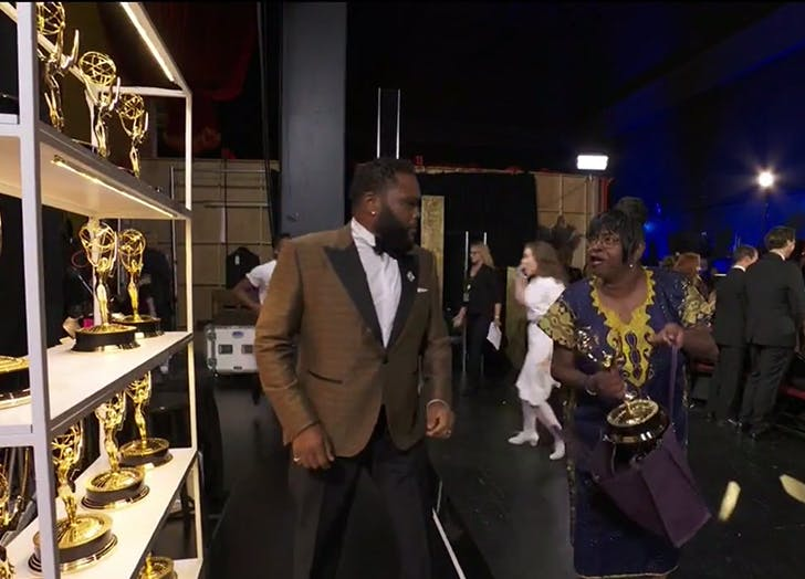 anthony anderson mom emmys