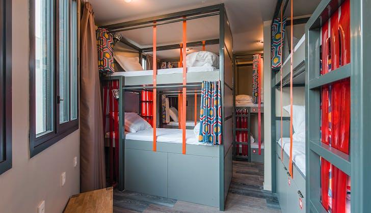 best paris hotels les piaules