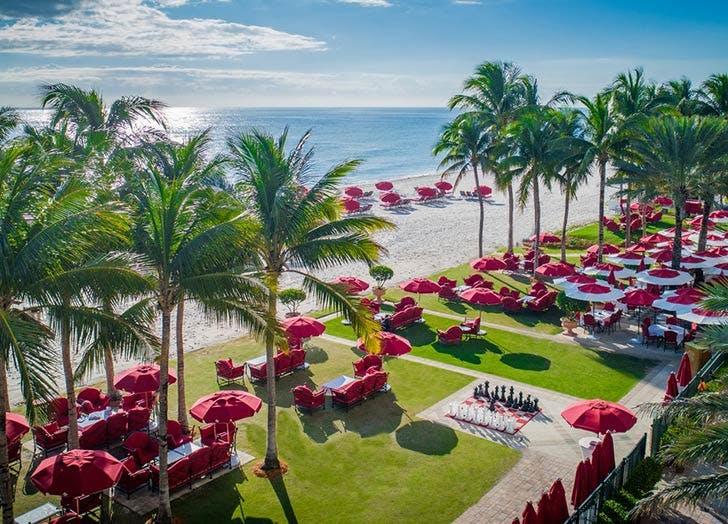 best waterfront hotel beach overlook