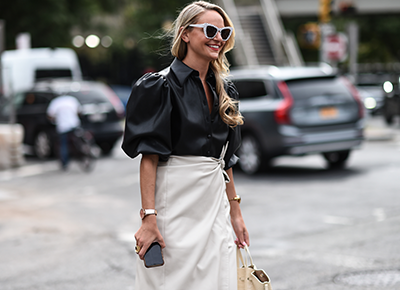The Best Street Style from New York Fashion Week, September