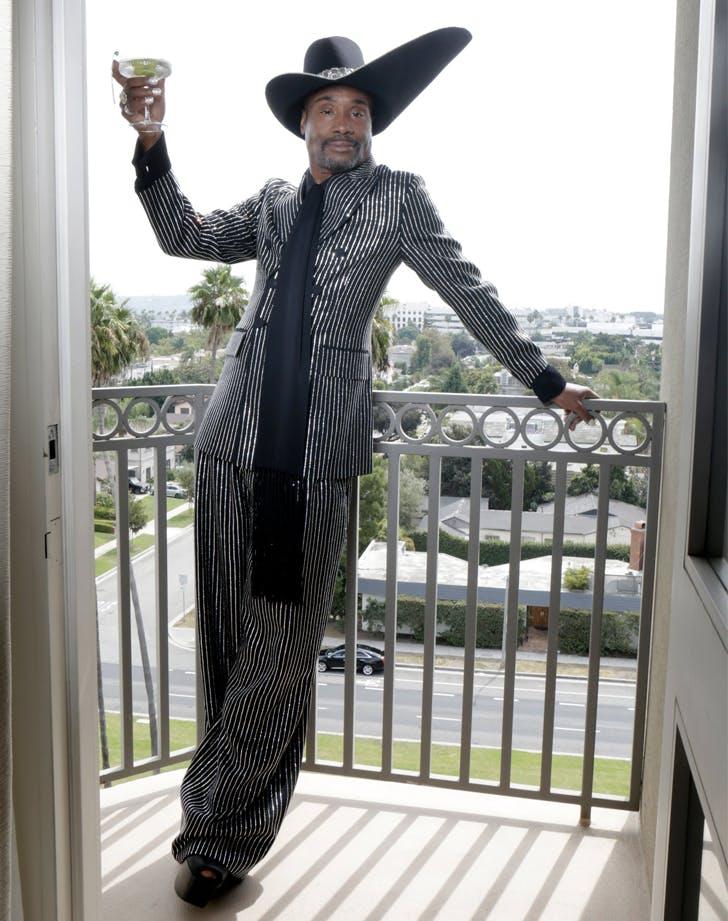 billy porter emmys suit