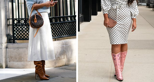 The Trendy Boot Styles You Need for Fall, from $80 to $1,195