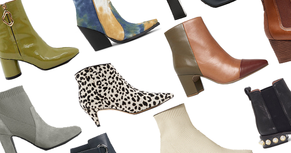 50 Stylish Fall Boots to Buy in 2019