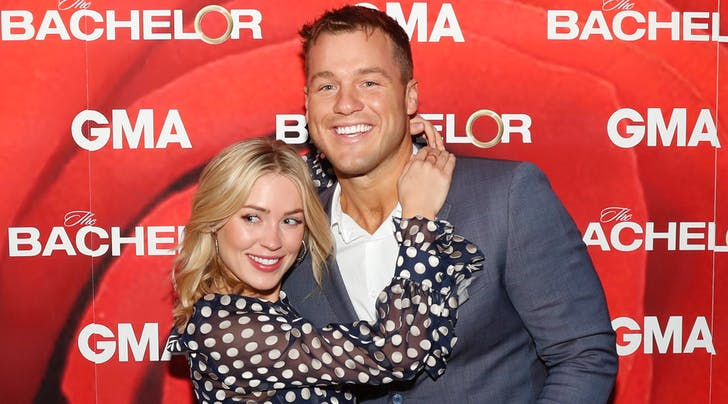 'Bachelor' Exclusive: Cassie Randolph & Colton Underwood Have Said Goodbye to Lavish Dates in Favor of Netflix & Chill