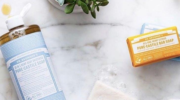 Castile Soap Benefits - PureWow