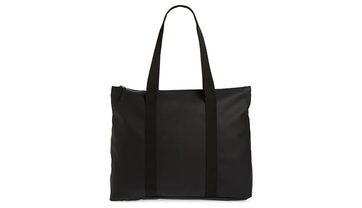 city waterproof tote