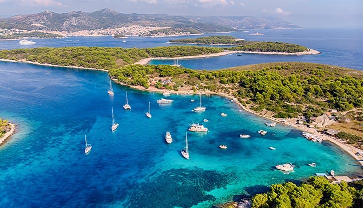 croatia islands when to go