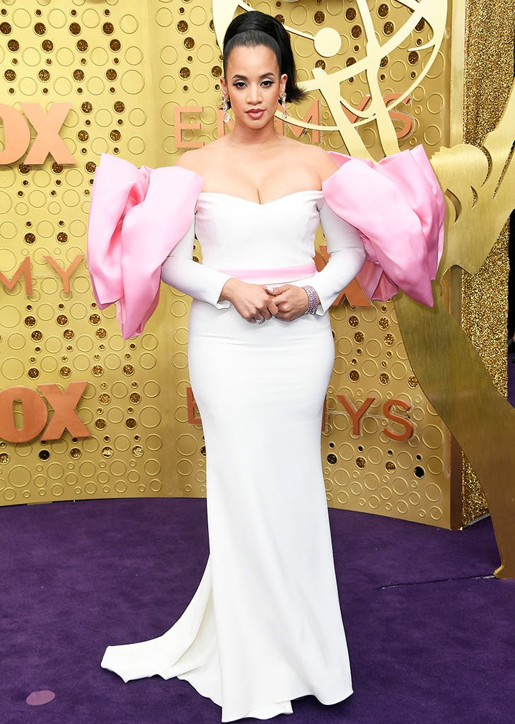 dascha polanco at the emmys