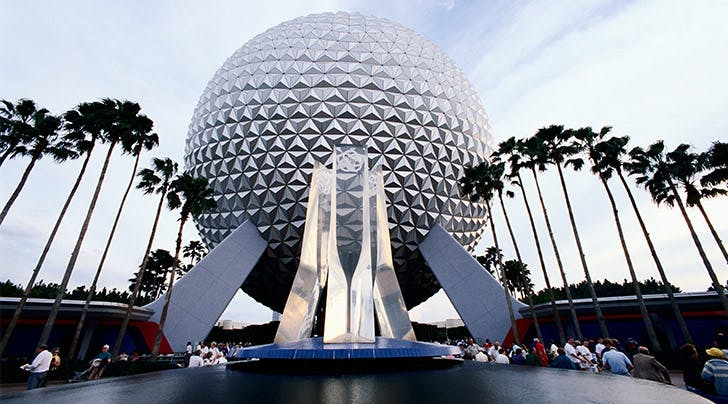 Disney's Epcot Is Getting a Space-Themed Restaurant Where You 'Blast into Orbit'