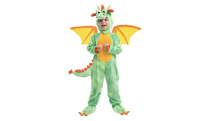 dragon amazon costume