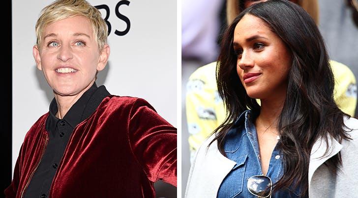 Wait, How Did Ellen DeGeneres and Meghan Markle Become Friends??