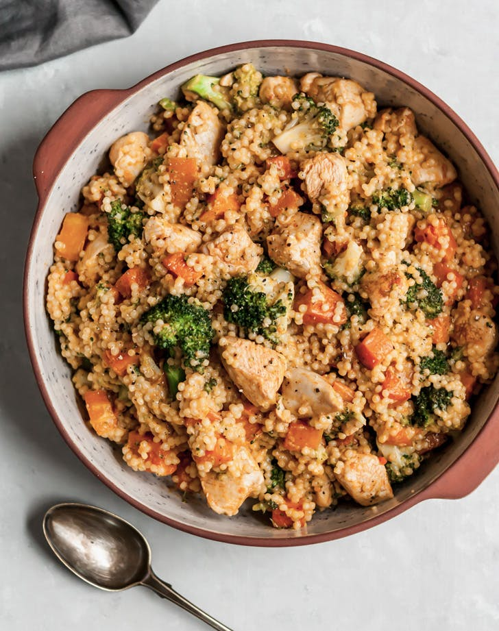 fall chicken reicpes roasted butternut squash broccoli cheddar chicken couscous recipe