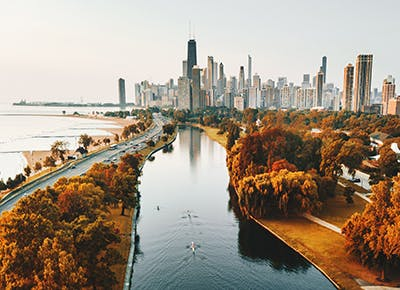 fall in chicago 400
