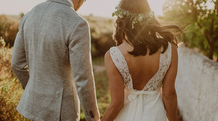 Wait, What?! The Most Popular Wedding Date of the Year Isn't in Spring, According to New Report