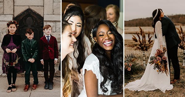 21 Fall Wedding Ideas We're Absolutely Loving