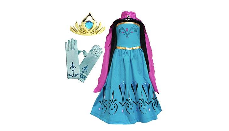 frozen coronation costume