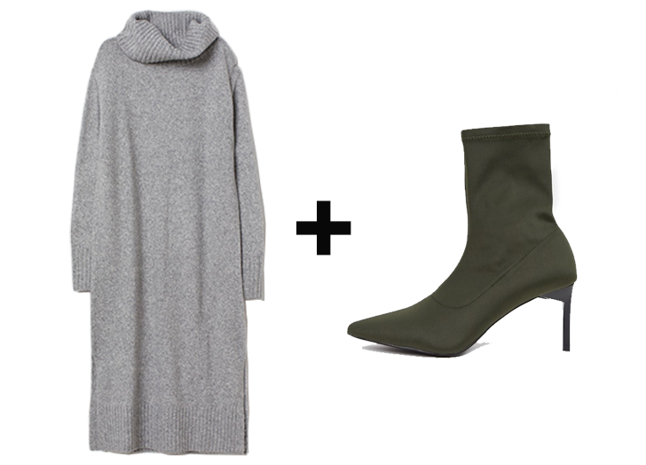 ankle boots with dresses 219