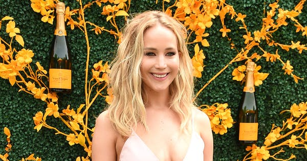 Jennifer Lawrence Reveals Her Wedding Registry, and the Items Are (Obviously) as Cool as She Is