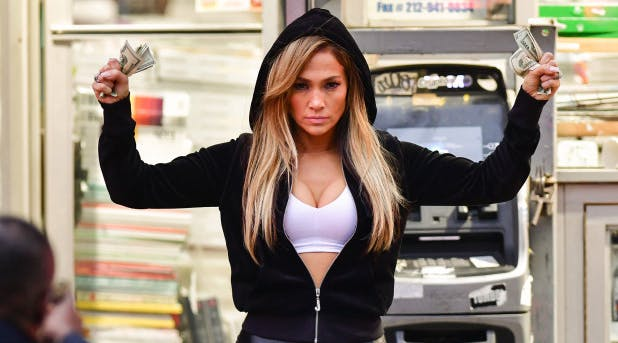 In an Unexpected Twist, People Think Jennifer Lopez Could Win an Oscar for 'Hustlers'
