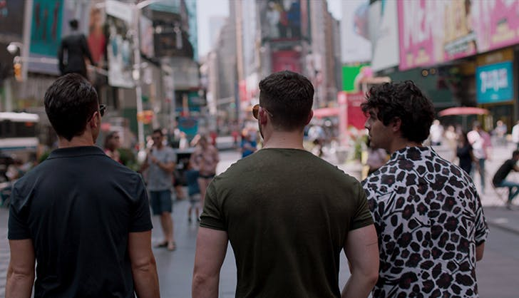 jonas brothers chasing happiness documentary