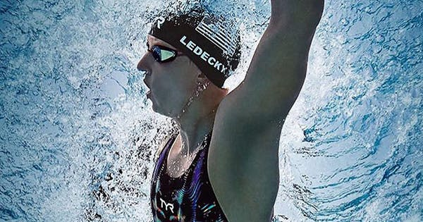 Here's What Olympic Swimmer Katie Ledecky Eats in a Day to Look (and Feel) Amazing
