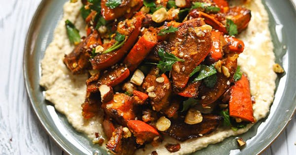 Move Over, Healthy Bowls: 'Loaded Hummus' Is Trending on Pinterest