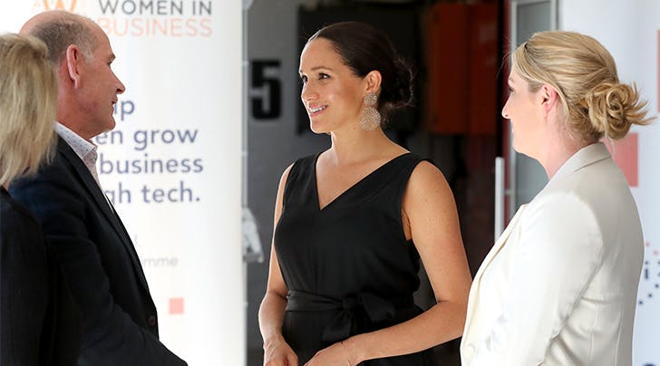 Meghan Markle Gets Real About Motherhood During Meeting with Female Entrepreneurs in Cape Town