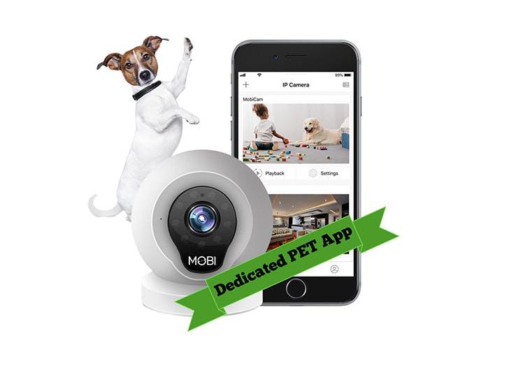 mobi pet wifi camera