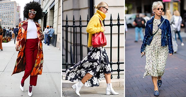31 Ways to Shake Up Your Style This October