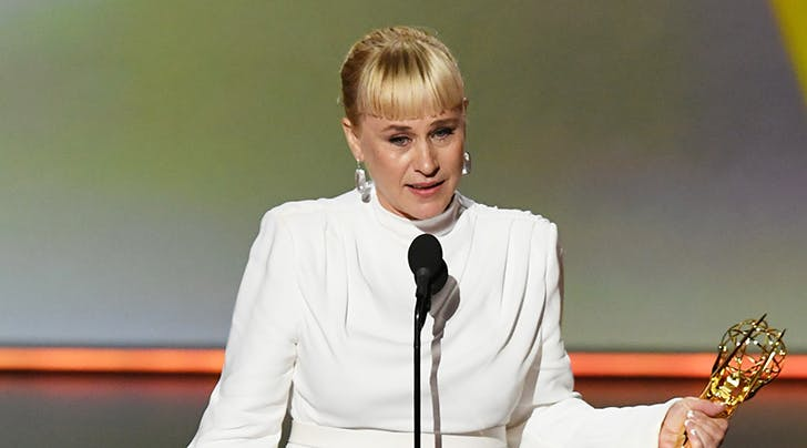Emmy Award for Outstanding Supporting Actress in a Limited Series or Movie Goes to Patricia Arquette for 'The Act'