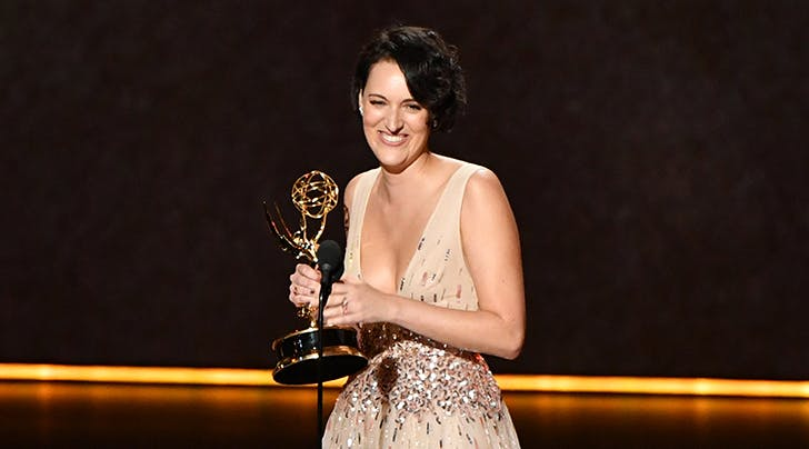 You Guys, Phoebe Waller-Bridge Just Won the Emmy Award for Outstanding Lead Actress in a Comedy Series for 'Fleabag'