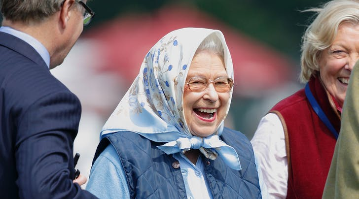Queen Elizabeth, Legendary Jokester, Pranked Some Tourists at Balmoral by Pretending to Be Someone Else