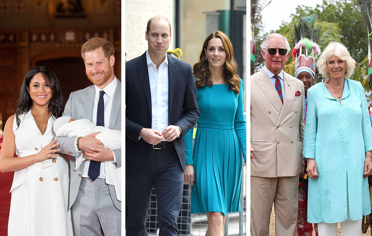Royal Tour of Africa, Pakistan and Japan Details - PureWow