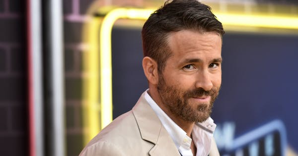 Ryan Reynolds Tells His Daughters He's Spider-Man for This Totally Relatable Reason
