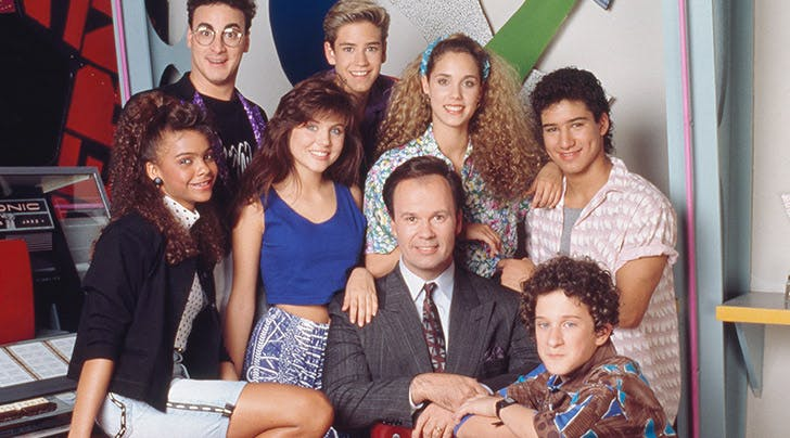 'Saved By the Bell' and 'Punky Brewster' Reboots Coming to NBC's New Streaming Service
