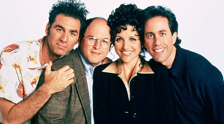 Yada Yada Yayyy: Netflix Just Got the Streaming Rights to 'Seinfeld'