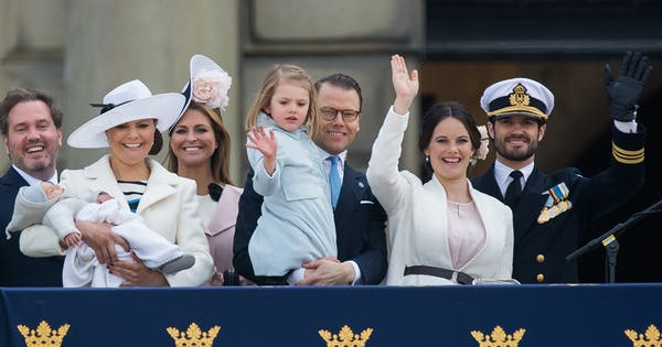 Everything You Need to Know About the Swedish Royal Family