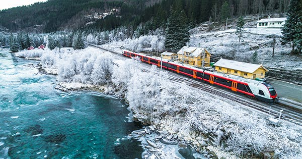 The Train from Oslo to Bergen: Europe's Most Beautiful Rail Journey