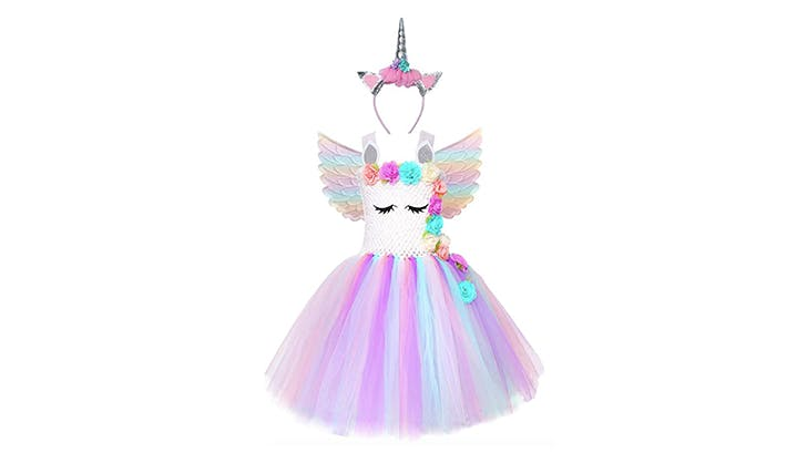 unicorn amazon costume