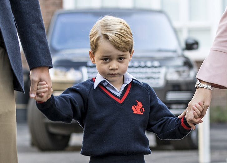 which royal family member are you prince george