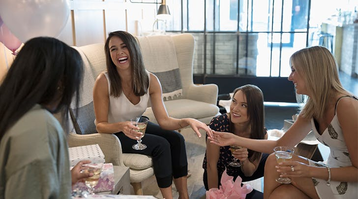 Wondering Who to Invite to Your Bridal Shower? We Asked an Expert