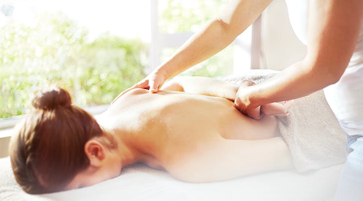 I Tried a CBD Massage and Here's How It Went Down