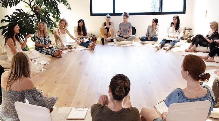 What Goes On in a 'Women's Circle' and Why Should I Care?